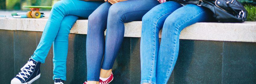 jeans connectés